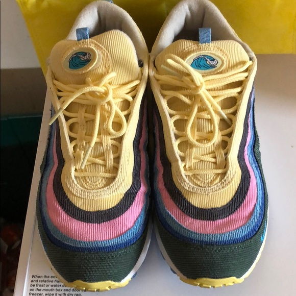 watch 85752 41b3e NIKE SEAN WORTHERSPOON SIZE 9.5 C GRADE SHOES
